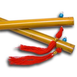 The Essel Magic Chinese Sticks, Wood Finish - 14 inches by The Essel Magic w