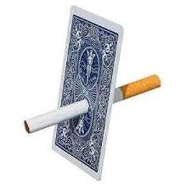 The Essel Magic CIgarette Thru Card, Indian by The Essel Magic