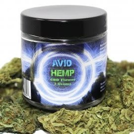 Avid Hemp CBD CBD Flower 3 gram 18%-20% by Avid Hemp