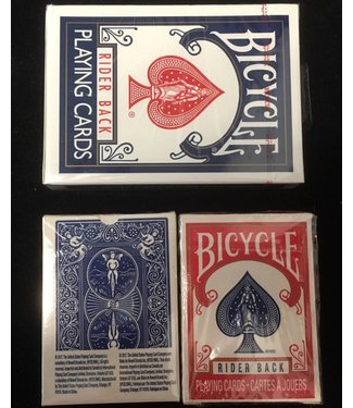 United States Playing Card Company Bicycle Mini Deck Playing Cards, Assorted Color (M8)