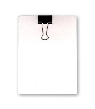 Clip Board, Large by Uday