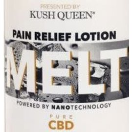 Kush Queen CBD Melt Pain Relief Lotion 100mg Sample Size by Kush Queen