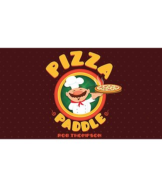 Pizza Paddle - Gimmicks and Online Instructions by Rob Thompson