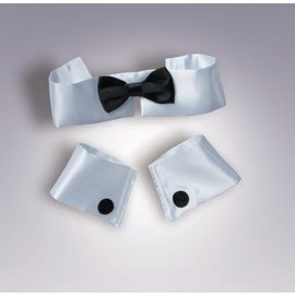 Forum Novelties Collar Tie And Cuff Set by Forum Novelties