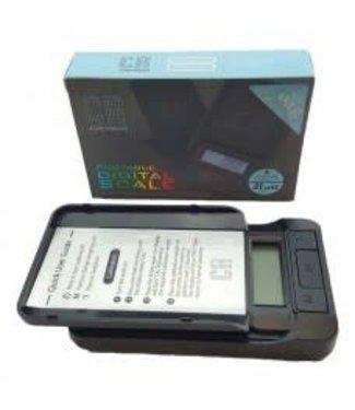 Portable Digital Scale JDS-M600 0.1-600g/.01- 21.6 oz.by CR