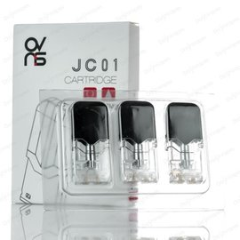 OVNS JC01 - Juul Compatible Refillable Cartridge - 3pk by OVNSTech