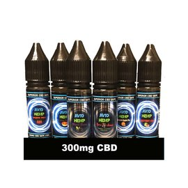 Avid Hemp CBD CBD Eliquid 300mg Blackberry 15ml by Avid Hemp