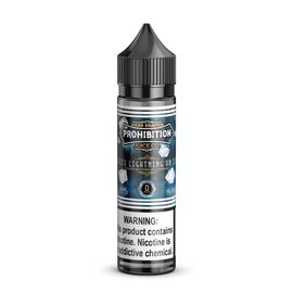 Prohibition Juice Co. White Lightning On Ice Watermelon Lemonade 3mg 60ml by Prohibition Jucie Co.