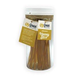 Gold Standard CBD CBD Chocolate Honey Stix, Single 15mg Broad Spectrum by Gold Standard CBD