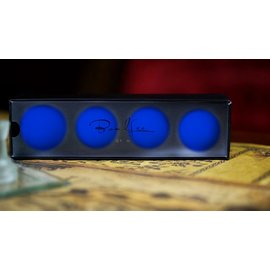 Perfect Manipulation Balls, 1.7 inch Blue by Bond Lee