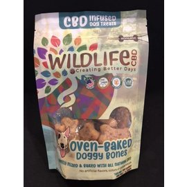 Creating Better Days CBD Wildlife Oven-Baked Doggy Bones by Creating Better Days