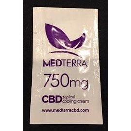 Medterra CBD CBD Pain Cream Medterra 750mg Trial Size