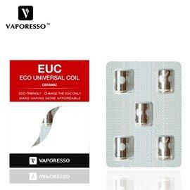 Vaporesso Eco Universal Coil (EUC) Ceramic Core 5 count for Tarot Nano by Vaporesso