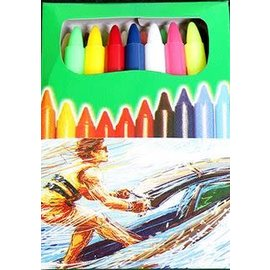 Vanishing Crayons by The Essel Magic w (M11)