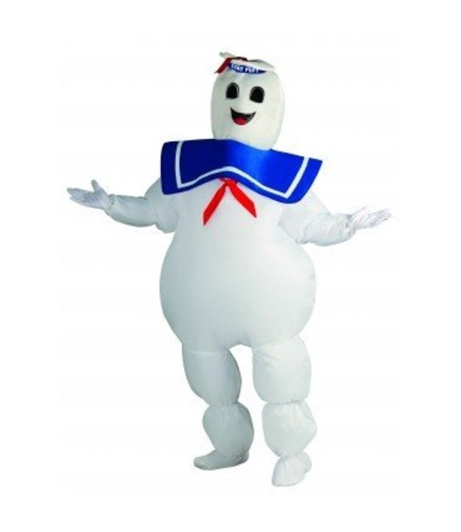 Rubies Costume Company Stay Puft Marshmallow Man - Adult Standard Size