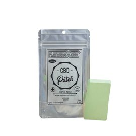 CBD Transdermal Patch 3pk 100mg Platinum X