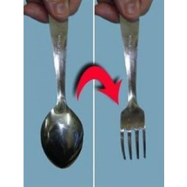 Spoon To Fork by The Essel Magic Company M10