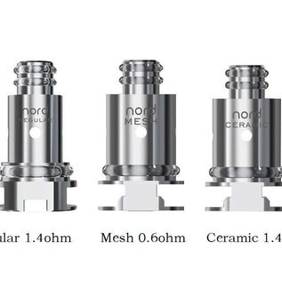 Nord Ceramic 1.4ohm Coil 5pk by SmokTech