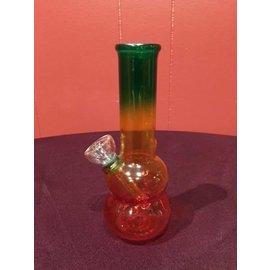 5 inch Rasta Water Pipe