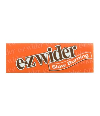 E-ZWIDER Slow Burning French Size Rolling Papers