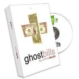 Pre-Viewed DVD Ghost Bills by Andrew Mayne