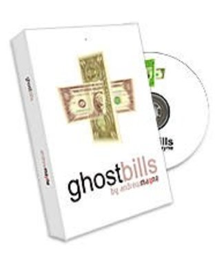 Pre-Viewed DVD Ghost Bills by Andrew Mayne