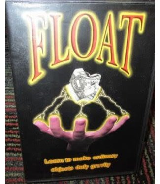 DVD Float w/I.T. and Wax by Wow Magic