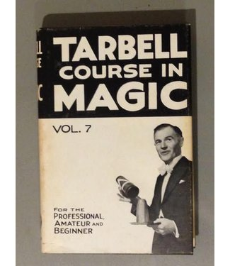 Book - USED Tarbell Course In Magic Vol. 7 by Harlan Tarbell 1972 2nd VG