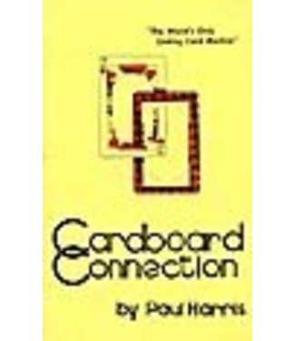 Cardboard Connection by Paul Harris Pamphlet Book