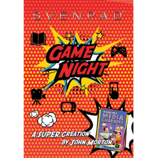 SvenPad® Game Night by Brett Barry and Phoenix Mentalist