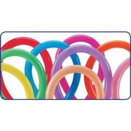Betallatex 260Q Balloons Fashion Assortment - 100 Count