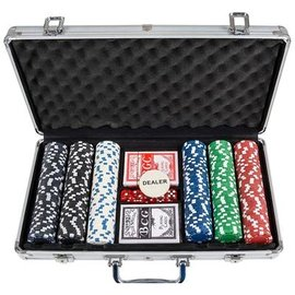 Poker Set - 300 Chips by Rinco