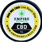 CBD Wax Live Resin 225mg .5G by Empire Extracts and Empire Wellness