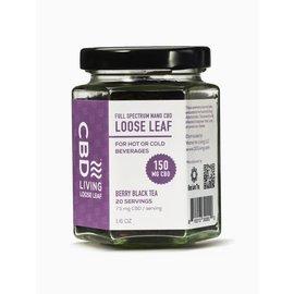 Water For Living CBD Living Berry Black Tea 150 mg/7.5mg