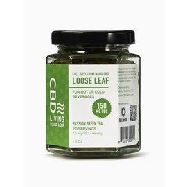 Water For Living CBD Living Passion Green Tea 150 mg/7.5mg