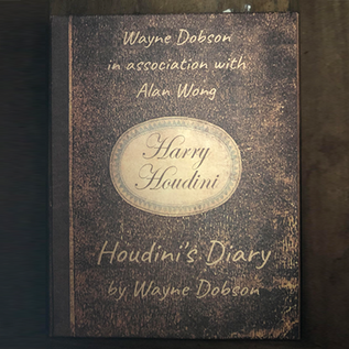 Houdini's Diary, Gimmick and Online Instructions by Wayne Dobson and Alan Wong
