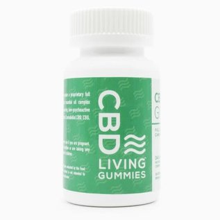 Water For Living CBD Living Sour Gummies 300mg/30ct/10mg