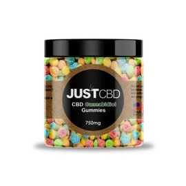 CBD Gummies Emojis/Neon Poppers 750mg by Just CBD