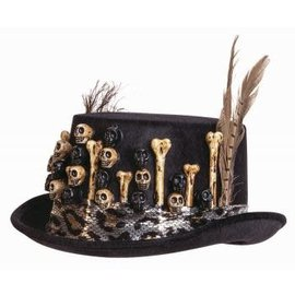Forum Novelties Voodoo Top Hat by Forum Novelties