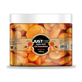 Just CBD CBD Dried Fruit Apricots 1000mg by Just CBD