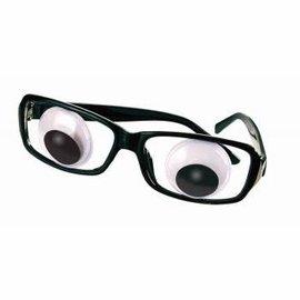 Forum Novelties Eye Glasses - Wiggle by Forum Novelties