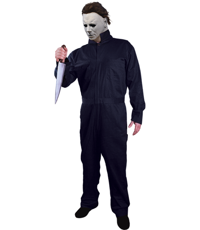 Trick Or Treat Studios Halloween 1978 Michael Myers Deluxe Coveralls - Adult