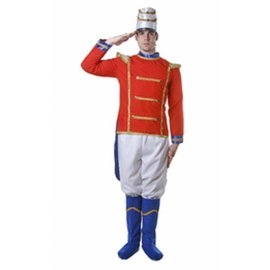 Dress Up America Toy Soldier - Adult Large
