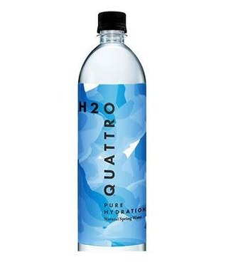 Jersey Shore Cosmetics Quattro H20 16.9oz Spring Water
