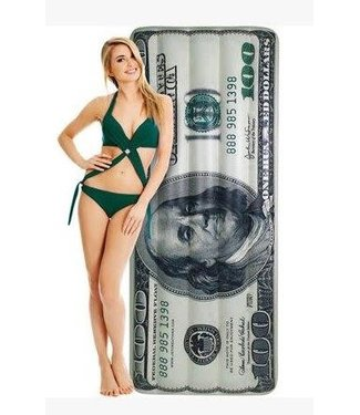 Jet Creations Big Money $100 Bill Pool Float by Jet Creations