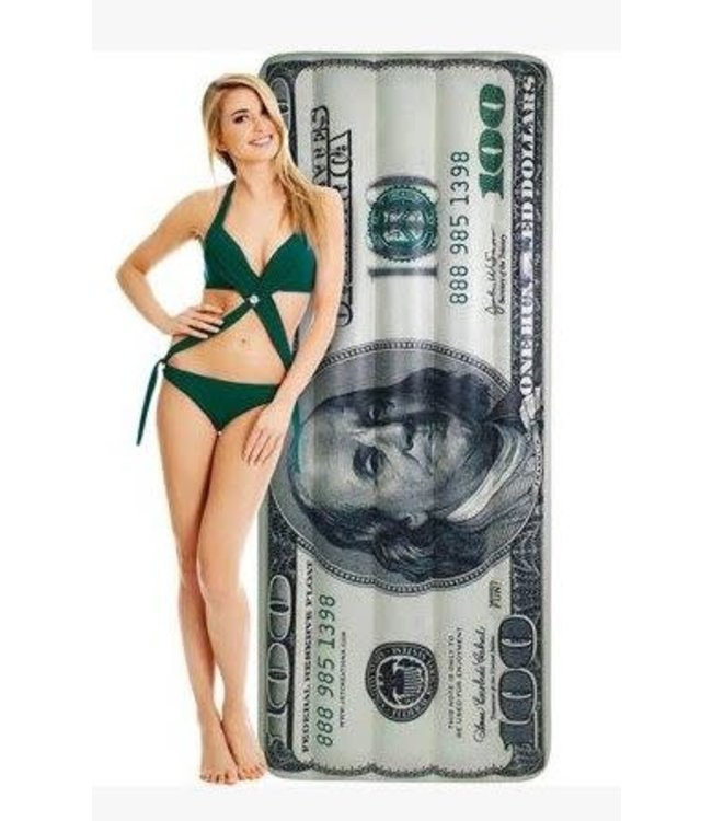 6bdda570cfb Jet Creations Big Money $100 Bill Pool Float by Jet Creations