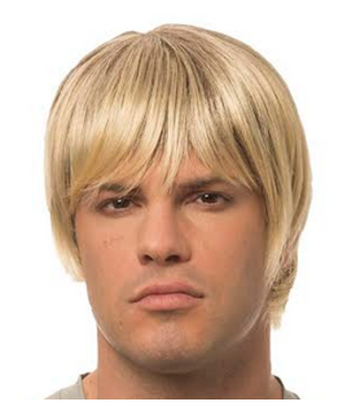 Costume Culture by Franco American Dude Blonde - Wig
