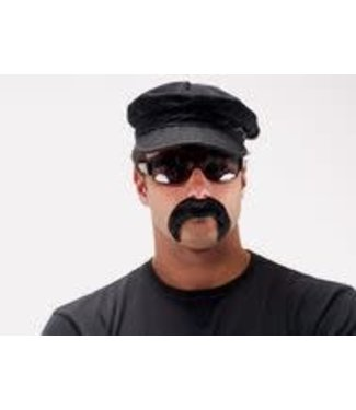 Seasonal Visions International The Biker Mustache, Black by Seasonal Visions International