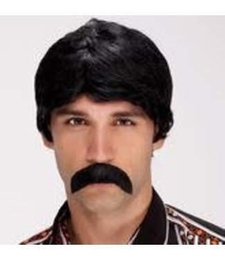 Seasonal Visions International Mustache The Walrus, Black by Seasonal Visions International