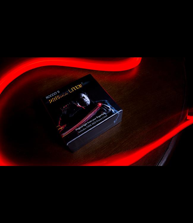 Rocco's SUPER BRIGHT Prisma Lites - Pair, Red